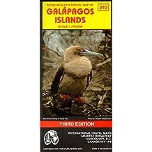 Carte routière : Galapagos Islands