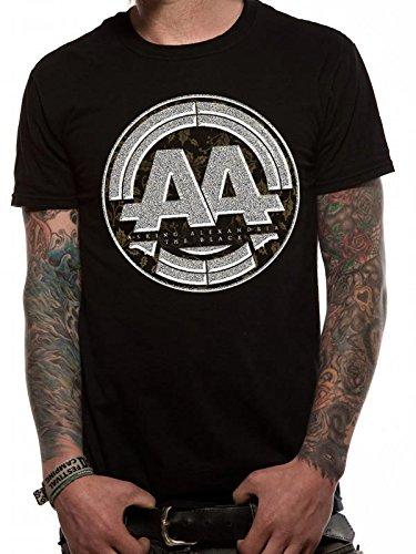 Sonstige Asking Alexandria Logo Sweatshirt Unisex Size Größe Xl Phm