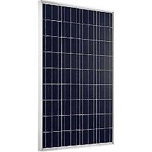 Giosolar Panel Solar 100W Poly fotovoltaica módulo solar para Home 12V Carga de la batería