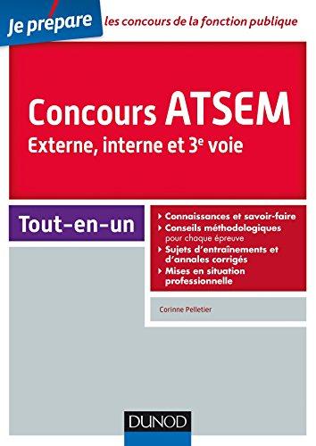 Concours ATSEM - Externe, interne et 3e voie