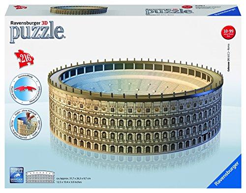 Ravensburger Coloseum Building 3D Puzzle (216 Pieces)