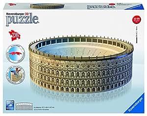 Ravensburger - Colosseo Puzzle 3D 216 Pezzi