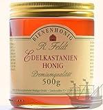 Edelkastanie Honig, flüssig, edel würzig, leicht zartbitter, bS, 500g