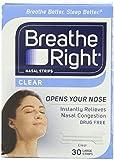 BESSER Atmen Nasenstrips Klar groß
