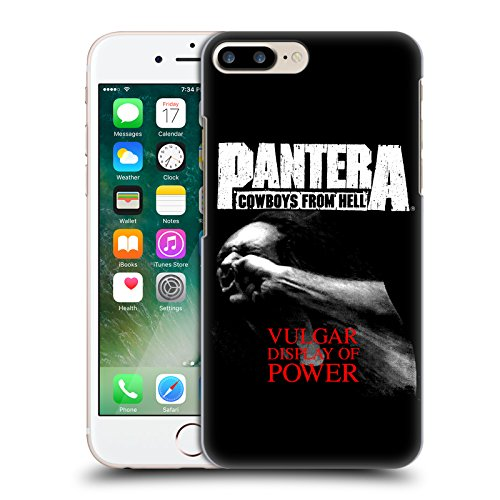 Offizielle Pantera Drag The Waters Kunst Ruckseite Hülle für Apple iPhone 6 / 6s Vulgar