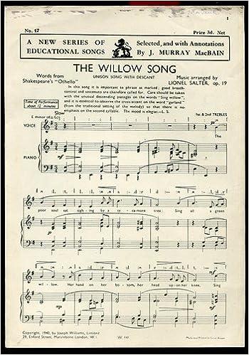 the othello music