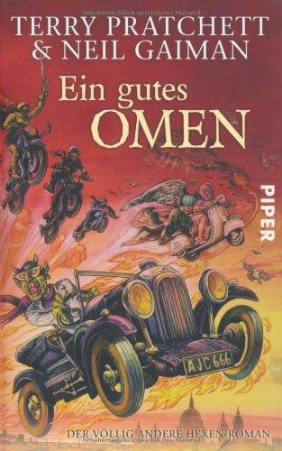 Buchseite und Rezensionen zu 'Ein gutes Omen: Der völlig andere Hexen-Roman' von Terry Pratchett