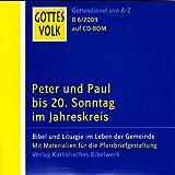 Gottes Volk LJ B6/2009 CD-ROM: Peter und Paul. bis 20. Sonntag im Jahreskreis Bild