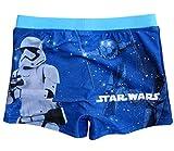 Star Wars Kollektion 2018 Badeshorts 104 110 116 122 128 134 140 146 Sommer Schwimmsachen Stormtrooper TIE Fighter Blau (Blau, 140 - 146)