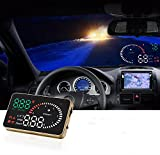 OHREX Auto HUD Head Up Anzeige OBD II EUOBD Diagnosewerkzeuge Speeding Warning