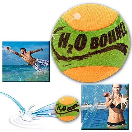 Skim Water Ball Bouncing Skimmer Sports Aqua Bounce Toy Splash Sea Swimming Pool
