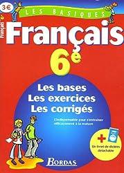PACK BASIQUES 6E FRANCAIS/MATHS    (Ancienne Edition)