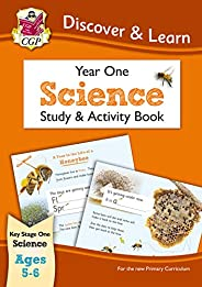 KS1 Discover & Learn: Science - Study & Activity Book