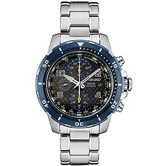 Seiko ssc637–Jimmie Johnson edición especial Solar reloj w/fecha