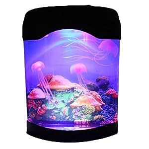 Novit led meduse artificiale illuminazione acquario for Cucinare meduse