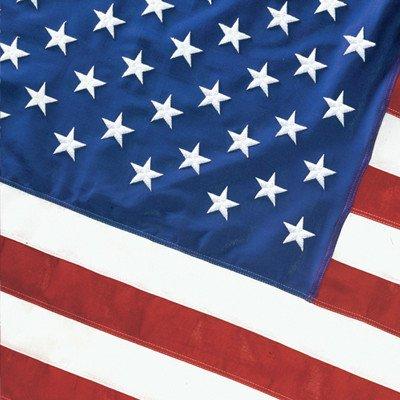 Valley Forge Flag Regierung Vereinigten Staaten Traditionellen Flagge angegeben Größe: 71,1x 137,2cm Material: Baumwolle