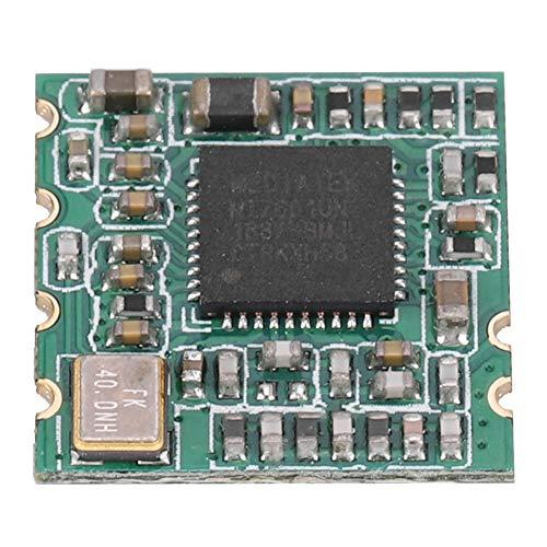 Oumij MT7601 USB-Wireless-Netzwerkkartenmodul Netzwerkkamera-WLAN-Modul Maximale Übertragungsrate bis zu 150 Mbit/s Unterstützung 802.11b / g/n Standard, Gute Verarbeitung Gewährleistet Gute Leistung