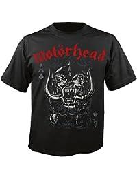 Motörhead - Playing Card T-Shirt
