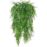 Baoblaze Vid de Planta Artificial Decoración Hogar Floral perfecta para Interior Exterior Accesorios 75cm