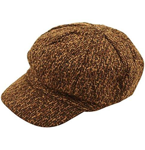 (Henbrandt - Kinder Viktorianische/Yorkshire Flache Kappe Kostüm Kappe)