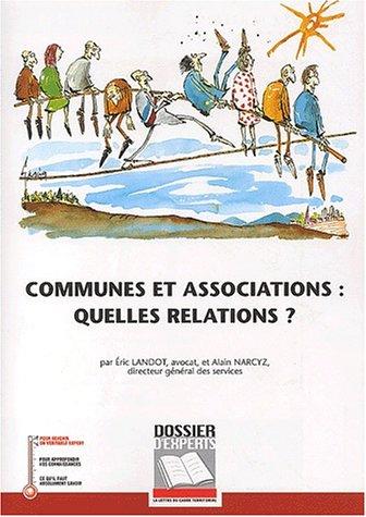 Communes et associations : quelles relations ?