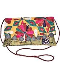 Jewel Fab Art Vintage Banjara Handmade Designer Beatiful Trendy Sling Bag