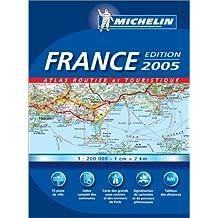 Atlas : France (A4 relié)