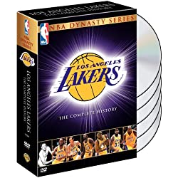 Nba Dynasty Series: Complete History of the Lakers [Reino Unido] [DVD]