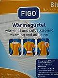 be4To® Wärmekissen-Wärmepad-Wärmegürtel-Wärmepflaster selbstklebend FIGO SPARPACKUNG (5 STÜCK WÄRMEGÜRTEL)