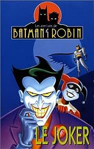 Batman et robin serie animee : le joker [VHS]