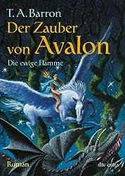 Der Zauber von Avalon III Die ewige Flamme: Roman