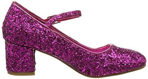 Spot On H3057, Mary Jane fille Rose fuchsia
