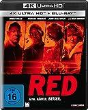 R.E.D. - Älter. Härter. Besser  (4K Ultra HD) (+ Blu-ray) -