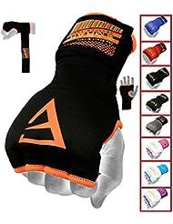 Emrah Pro Bandages en gel pour le mains pour intérieur de gants de boxe thaï/MMA