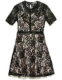 99ee7f6d8ebf Amazon.it  Macrame - Nero   Vestiti   Donna  Abbigliamento
