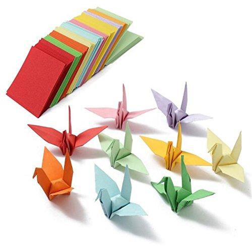Kungfu Mall 520pcs Origami Coloured