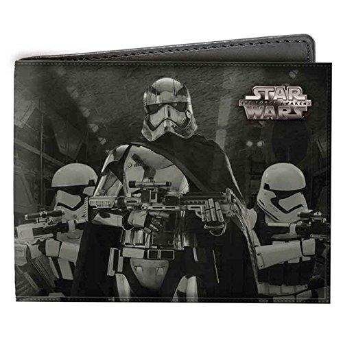 Preisvergleich Produktbild Star Wars Episode 7Passport Wallet, mehrfarbig