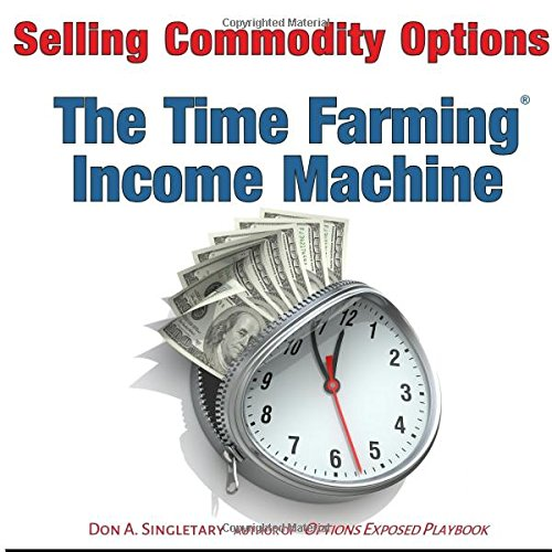 Selling Commodity Options: The Time Farming Income Machine (Guide Selling To Complete Option)