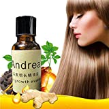 Woopower Fast Hair Growth Essence Liquid, Andrea 20Ml Hair Growth Serum Hair Loss