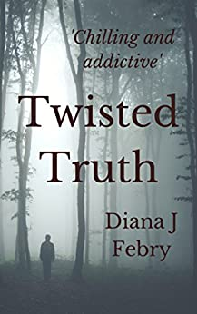 Twisted Truth (Peter Hatherall Mystery Book 5) by [Febry, Diana J]