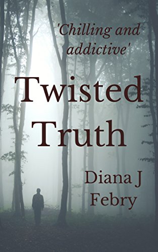 Twisted Truth: Peter Hatherall Mystery by [Febry, Diana J]
