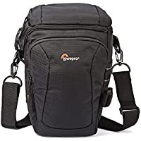 Lowepro Toploader Pro 70 AW II Bag for Camera - Black