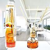 Profumo Arancio - Papaia Profumatore EXPERIENCE a Bastoncini per Ambienti made in Italy