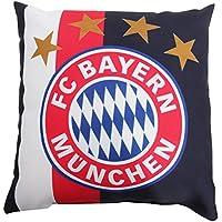 FC Bayern München Zierkissen mit Club Wappen