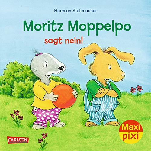 Maxi Pixi 292: VE 5: Moritz Moppelpo sagt Nein (5x1 Exemplar)