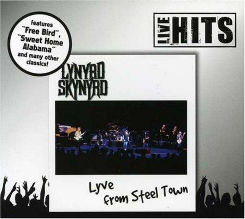 Lynyrd Skynyrd: Lyve from Steel Town (Audio CD)