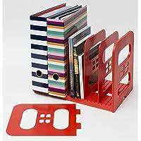 Popinjay MaXi-File - Scaffalatura per archivi con divisori regolabili, in plastica White