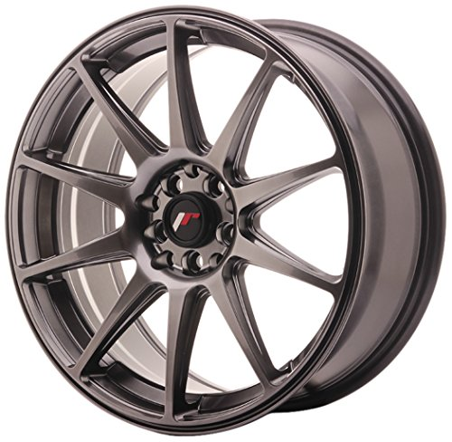 JAPAN Racing JR11 Dark Hiper 7.5 x 18 eT35 5 x 100/120 jantes en alliage