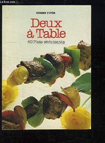Deux a table