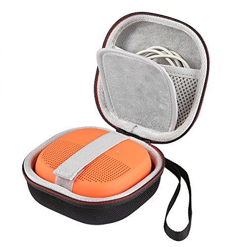 Shucase Tasche für Bose SoundLink Micro Bluetooth Lautsprecher Hülle Black